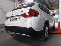 Фаркоп BMW X1 2009- оцинкованный Galia