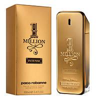 Paco Rabanne 1 Million Intense туалетная вода 100 ml. (Пако Рабанна 1 Миллион Интенс), фото 1