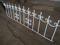 Кованый забор арт.15, фото 1