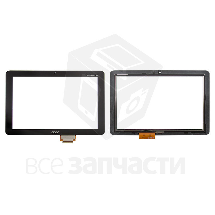 Acer Iconia Tab A200 тачскрин (сенсор)