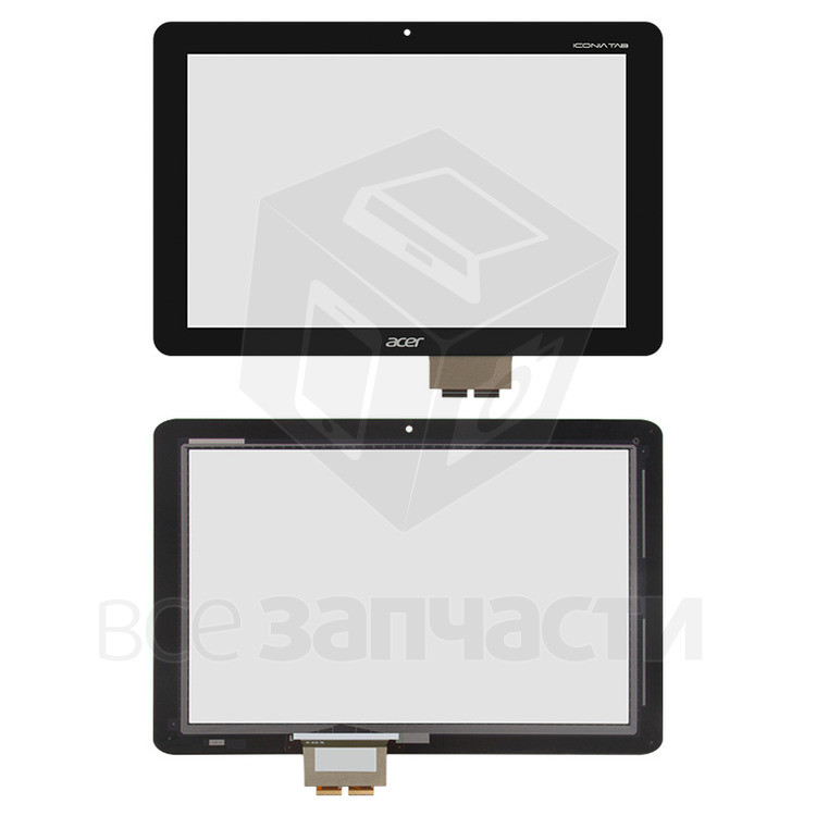 Acer Iconia Tab A210, A211 тачскрин (сенсор)