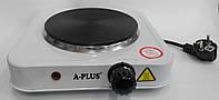 Электрическая плита A-Plus 2102 (1 конф., блин)