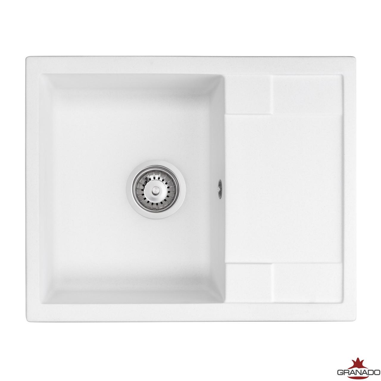 Кухонна мийка Granado Altea White