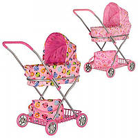 Детская коляска для кукол 9325 MELOGO (зимняя)