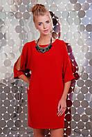 Платье с украшением в комплекте CHOKER