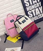 Каркасный трансформер. Сумка - рюкзак. Вместительная сумка. Стильная сумка со шлейками. Код: КБН82