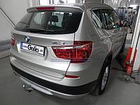 Фаркоп BMW X3 2010- оцинкованный Galia