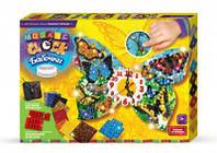 Набор для творчества Mosaic clock Бабочка , Danko Toys, MС-01-03