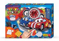 Набор для творчества Mosaic clock Тачки, Danko Toys, MС-01-04