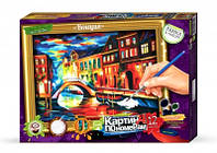 Набор для творчества Картина по номерам Венеция , Danko Toys, KN-01-09