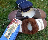 Подарок новогодний тапочки и носки