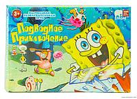 Игра настольная мал. Подводные приключения , Danko Toys