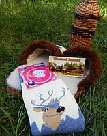 Тапочки и носки на подарок женщине
