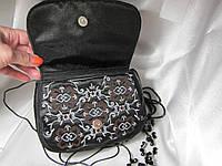 Клатч, сумочка  разные цвета, клатч под цвет платья, «Кружевная ночь».