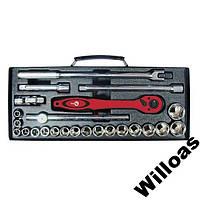 Профессиональный набор инструмента 1/2 ET-6025