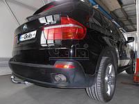 Фаркоп BMW X5 2007-2013 оцинкованный Galia
