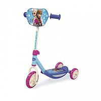 Smoby Трехкалесный самокат Холодное сердце Frozen 3 Wheels Scooter