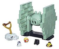 Angry Birds Игровой набор Звездные воины Дженга Истребитель класса Тай Star Wars Jenga Tie Fighter Game
