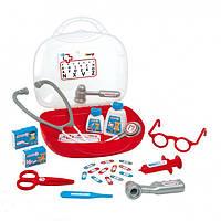 Smoby Игровой набор доктора в чемодане Doctor Pley Set in a suitcase 340100
