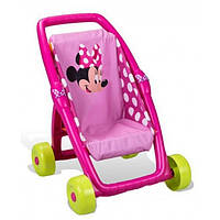 Smoby Коляска для кукол Минни Stroller for dolls Minnie 513833