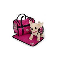 Simba Собачка в сумочке Розовая мечта Chi-Chi Love Paris II Peluche