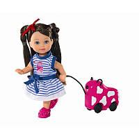 Simba Кукла Ева в отпуске On Holiday Evi Doll
