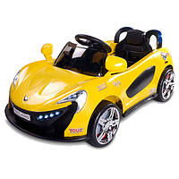 Электромобиль Caretero Aero Yellow