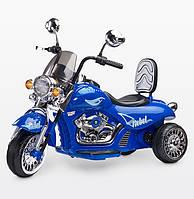 Электромотоцикл Caretero Rebel Blue