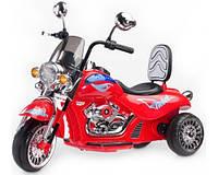 Электромотоцикл Caretero Rebel Red