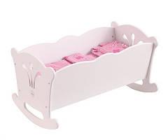 KidKraft Люлька-кроватка для кукл Lil Doll Cradle