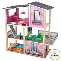 KidKraft Домик модерн для кукол Modern Living Doll house