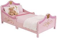 KidKraft Детская кровать для девочки Принцесса Princess Toddler Bed
