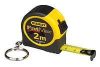 Рулетка брелок 2м х13мм Fatmax FMHT1-33856 STANLEY
