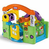 Little Tikes Развивающий центр Волшебный домик Activity Garden Baby Playset