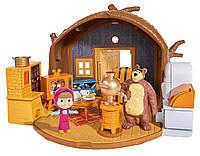 Simba Кукольный Домик Маша и Медведь Дом Медведя Masha and the Bear Bear's Home Playset 9301632