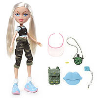 Bratz Хлоя из серии Фитнес Fierce Fitness Doll Cloe