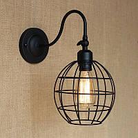 Светильник настенно-потолочный [ Round Cell Loft ], фото 1