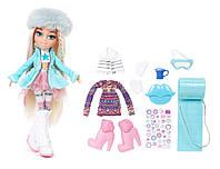Bratz Хлоя из серии Снежный поцелуй SnowKissed Doll Cloe