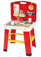 Smoby Кухня в чемоданчике Take Away 24171