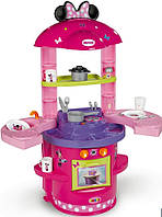 Smoby Моя первая кухня Минни Маус Minnie My first kitchen 24068