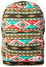 Рюкзак с этническим орнаментом 18 л. OG Spiral 1138 микс