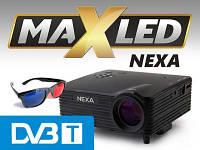 Мультимедійний проектор LED HDMI USB XB!!