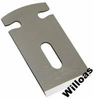 Нож одинарный рубанка 45мм SB3 STANLEY 0-12-133