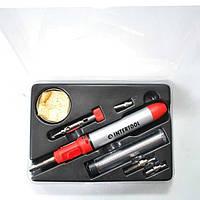 Микрогорелка 12мл с комплектом аксессуаров GB-0005