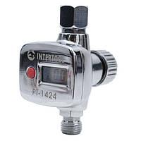 Регулятор давления с цифровым манометром PT-1424