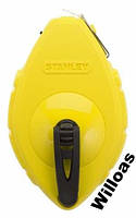 Шнур разметочный 30м (блистер) STANLEY 0-47-440