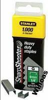Скоба 8мм 1000шт для степ. тип G STANLEY 1-TRA705T