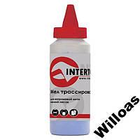 Мел трассировочный 115г. красный Intertool MT-0006