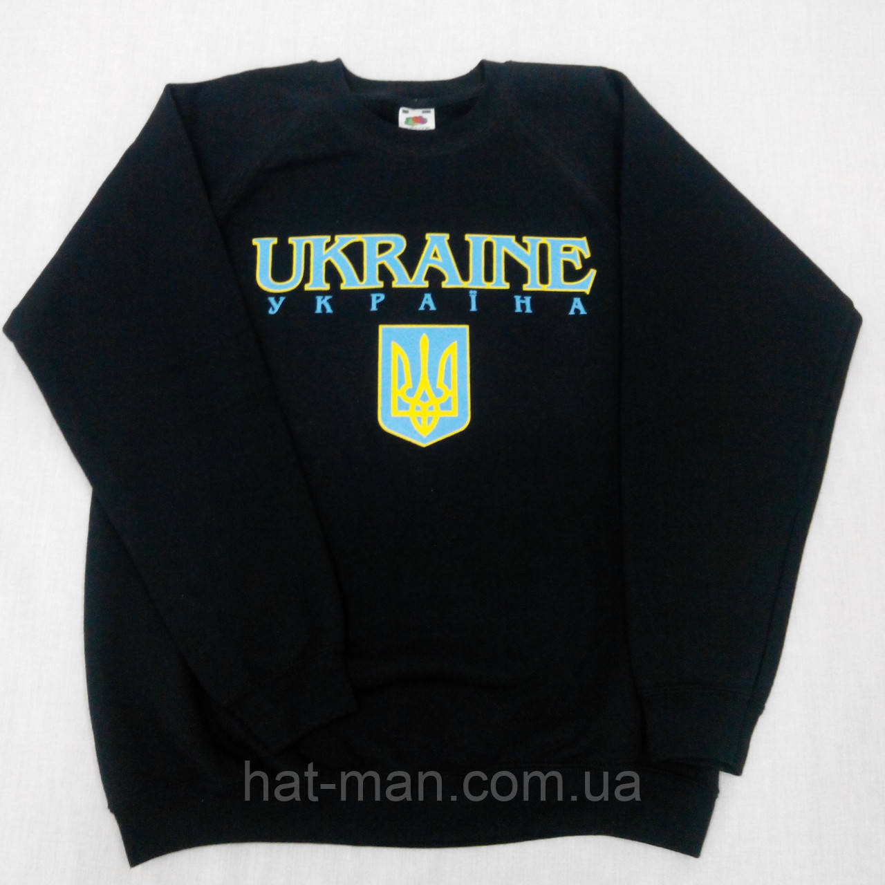 """Світшот чоловічий """"UKRAINE"""""""