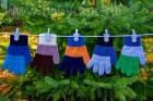 Теплые детские перчатки ALFA для мальчика, Margot Bis (Польша)